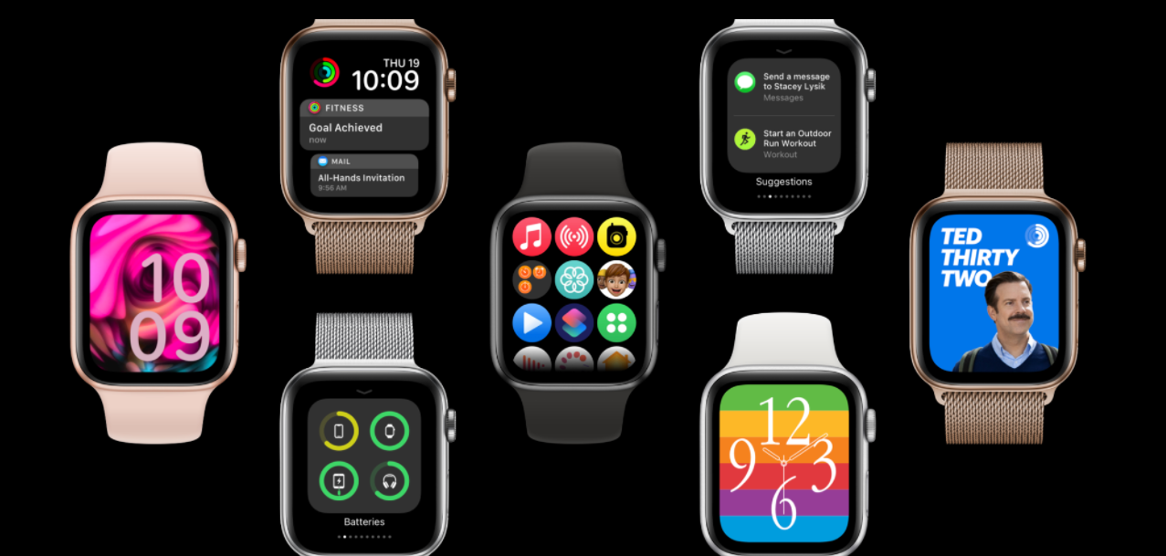 Concept: watchOS 9 should redesign the home screen
