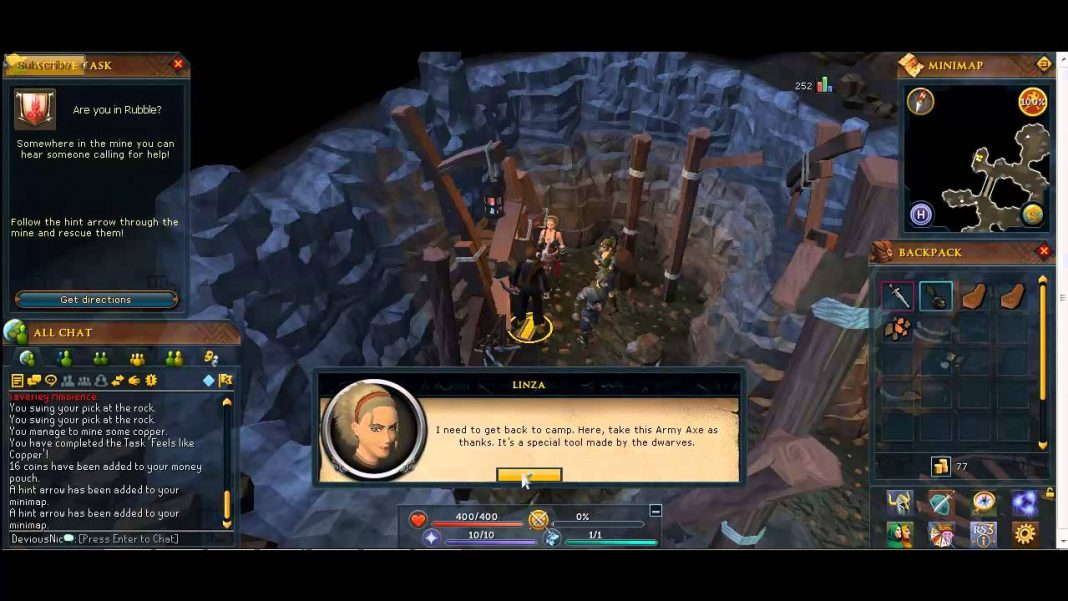 'RuneScape' opens up to everyone on iOS and Android