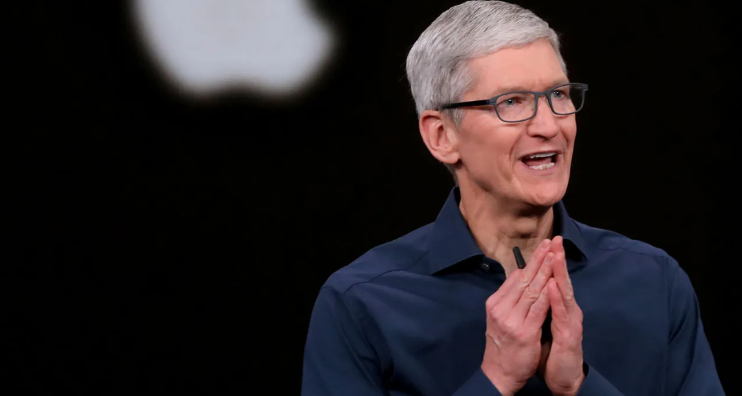 Tim Cook - Apple CEO to Attend White House event with Joe Biden