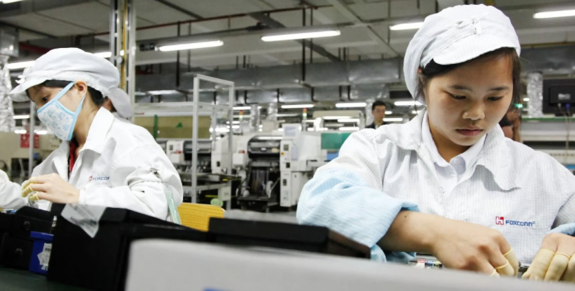 COVID delays Apple moving production away from China