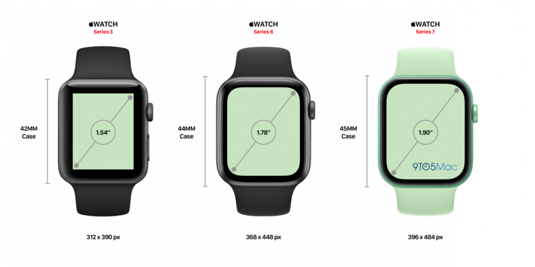 Take a closer look at the new Apple Watch